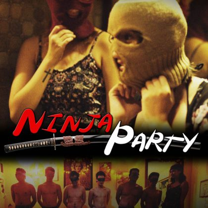 NinjaParty_POSTER