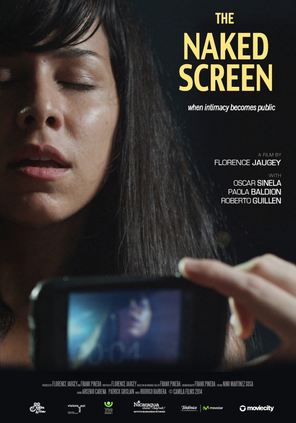 The Naked Screen